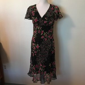Dress Barn Chiffon Dress